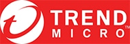 Trend Micro Logo red background